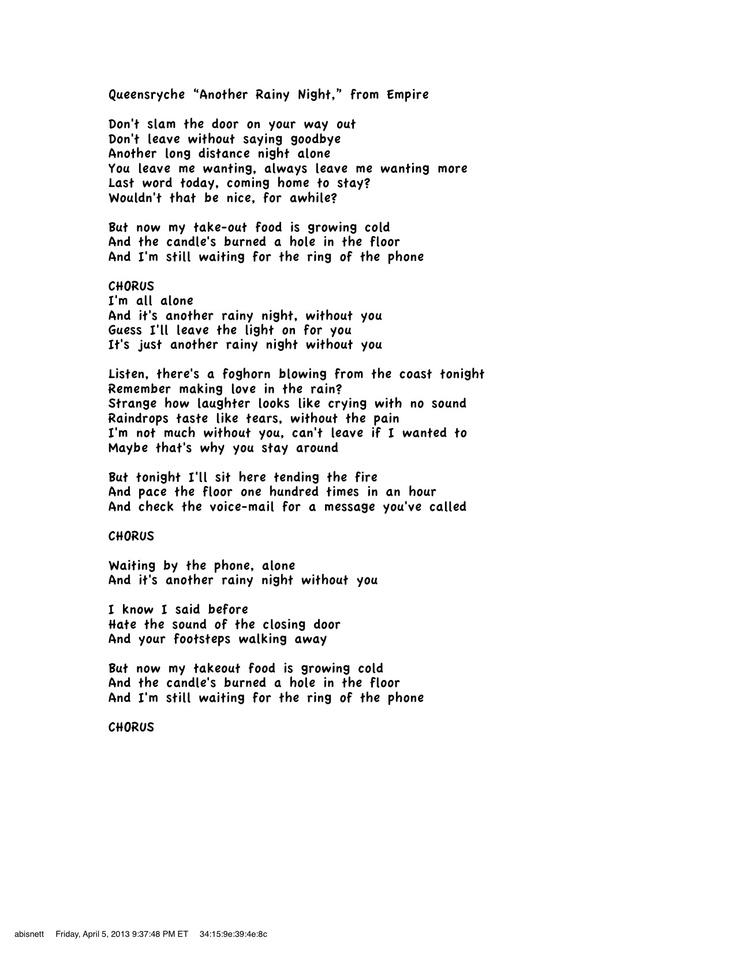 96 best Lyrics images on Pinterest   Song quotes, La la la and ...