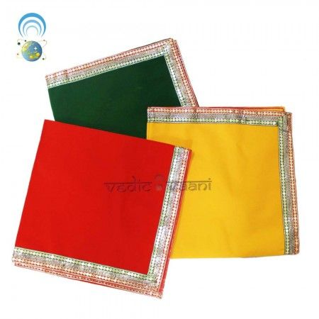 Puja Aasan Set - Square