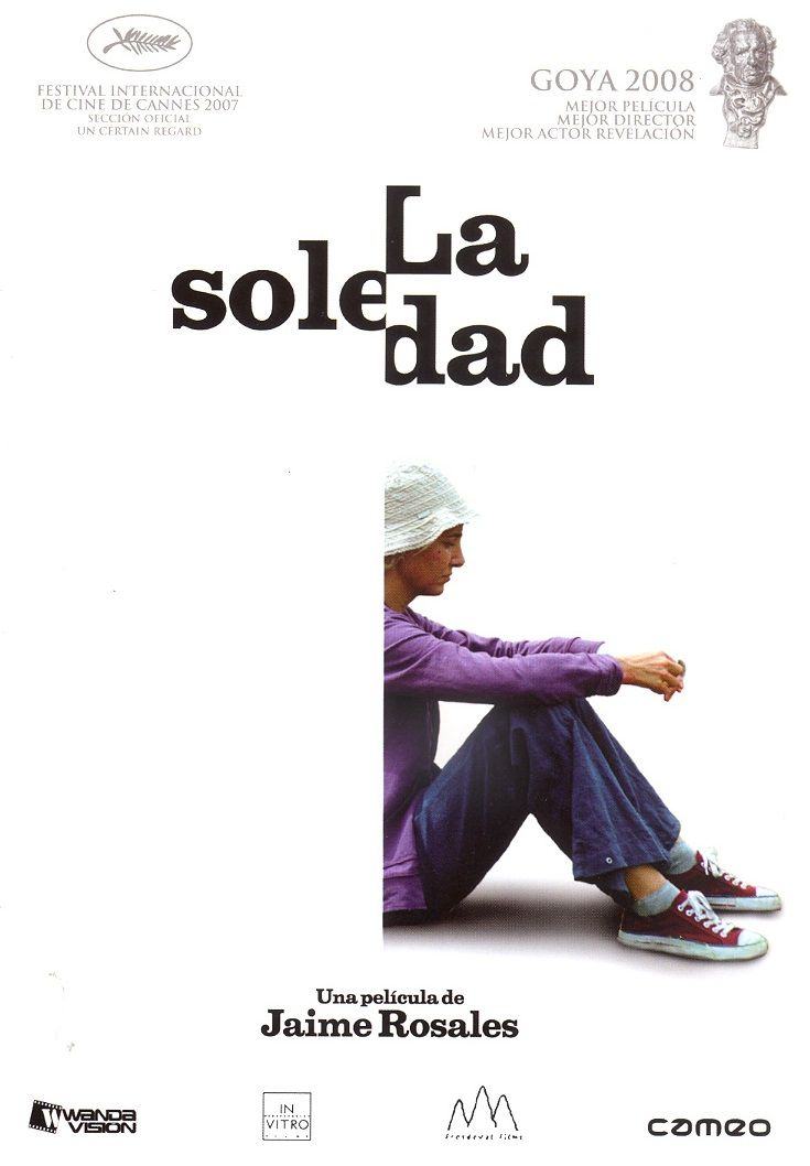 La soledad (2007) España. Dir: Jaime Rosales. Drama. Cine social. Enfermidade. Vellez. Familia - DVD CINE 1704