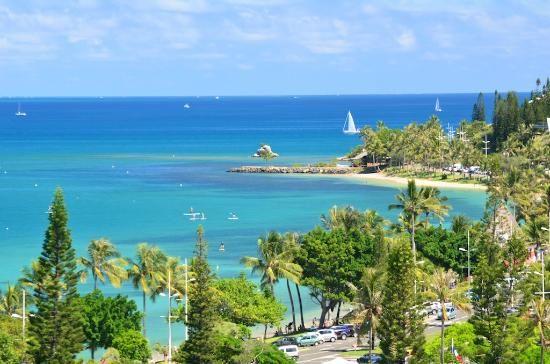 Anse Vata Beach Noumea New Caledonia