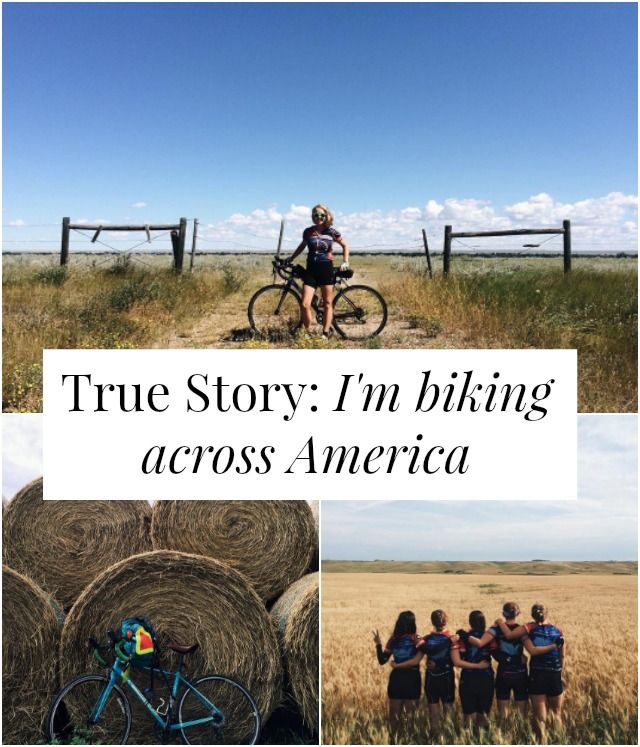 Want to bike across America? One woman shares her story and adventures with tips…