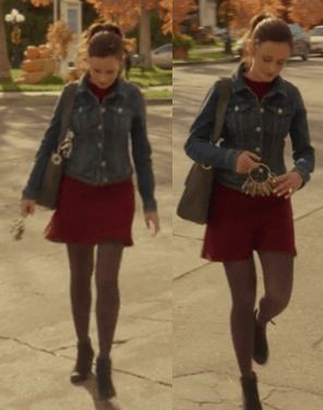 Gilmore Girls A Year in the Life Fashion Rory