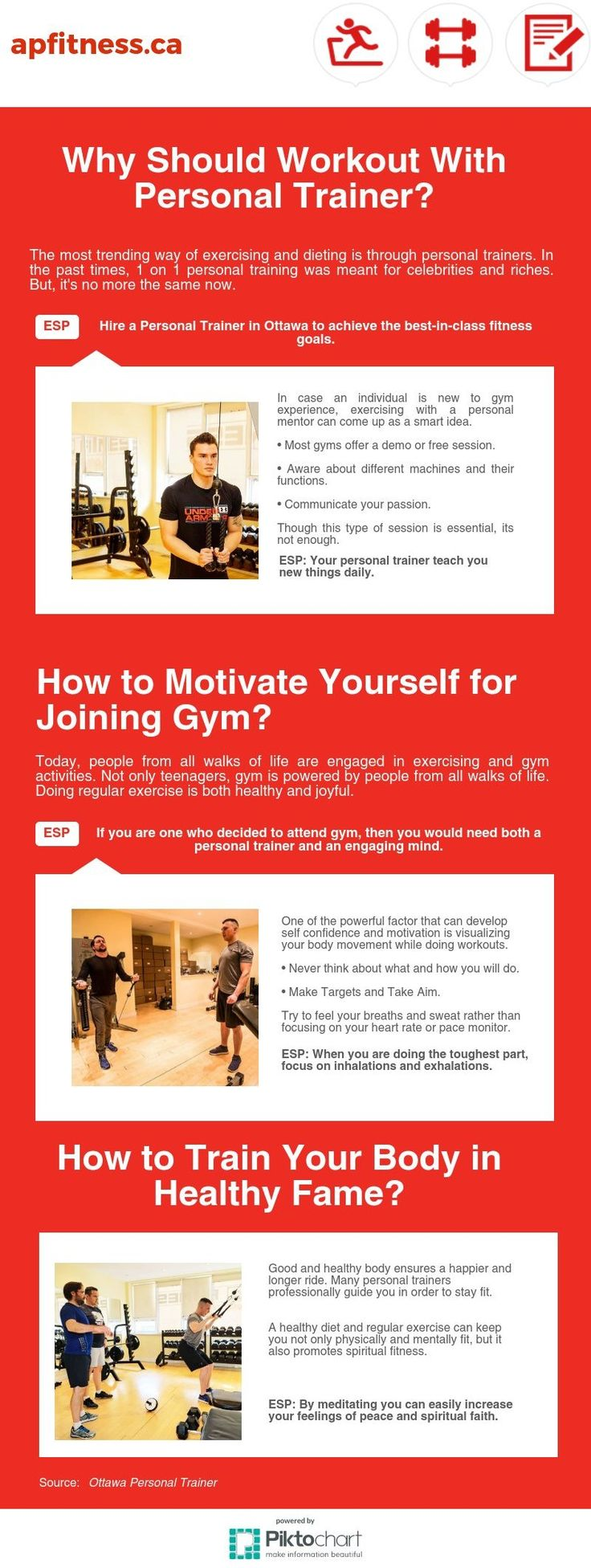 how to become a personal trainer ottawa