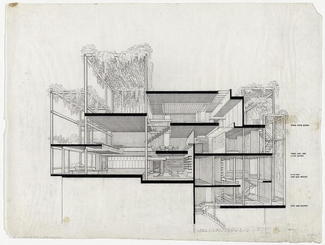 paul rudolph drawings - Cerca con Google