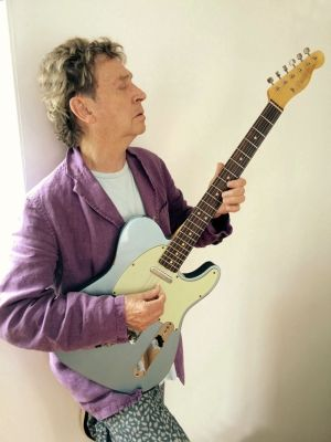 Andy Summers of The Police