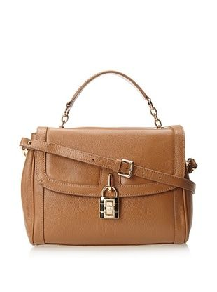 60% OFF Zenith Women's Convertible Satchel, Peanut