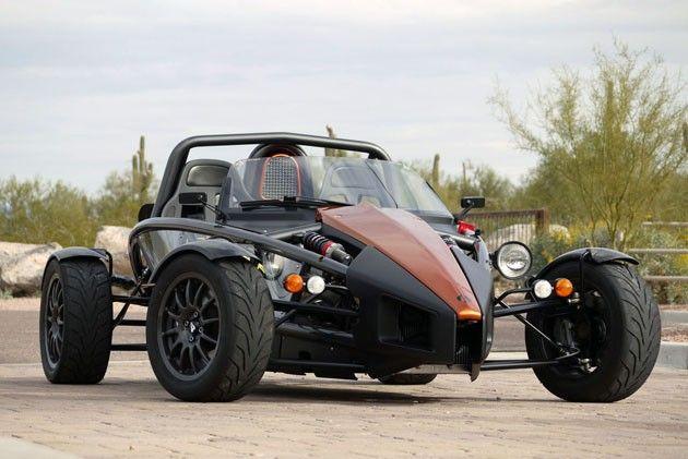 Ariel Atom 3; One of my dream cars