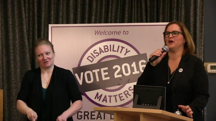 Disability Matters Election Forum 2016 03 31 - YouTube