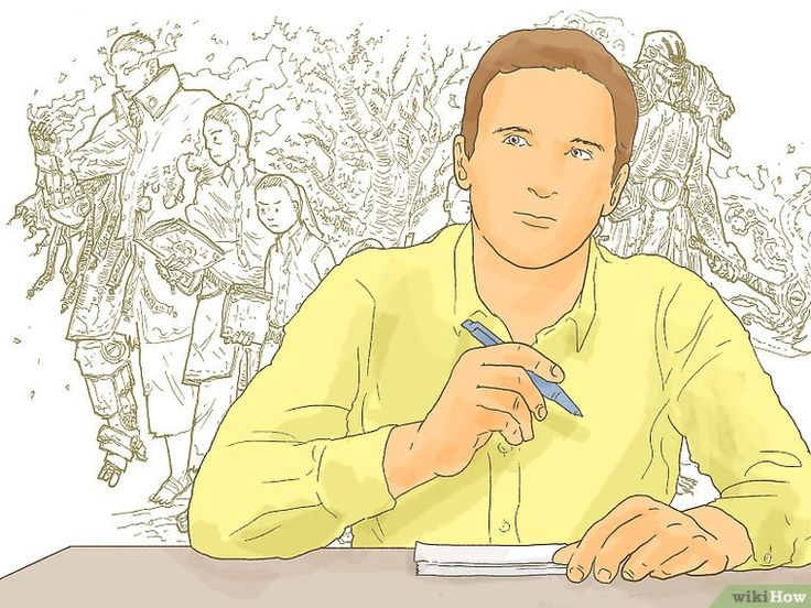 How to Create a Graphic Novel (with Pictures) - wikiHow
