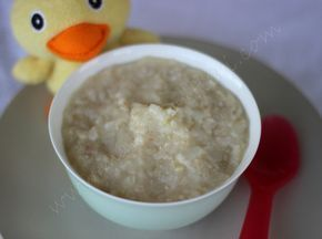 karnabaharli pirinç puresi