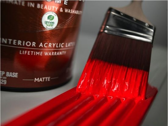 how to get a good gloss paint finish