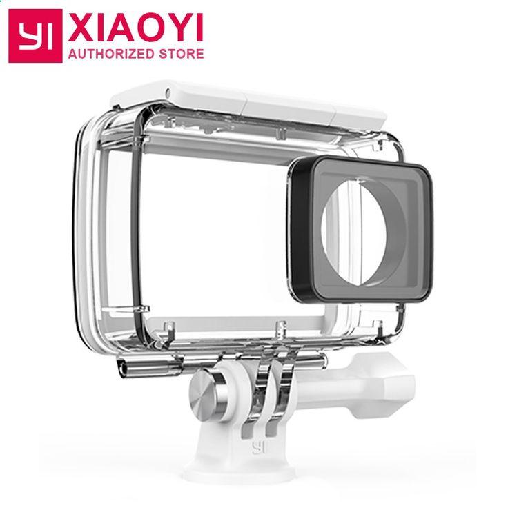 100% Original Xiaoyi YI 4K Action Camera Waterproof Case for Xiaoyi YI 4K Action Sports Camera 2nd Generation