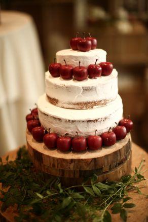 BIG APPLE WEDDING|ウェディングケーキ|結婚パーティー事例|Happy Very Much|ARCH DAYS