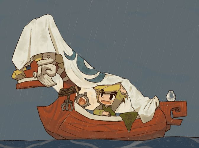 King of Lions / Wind Waker