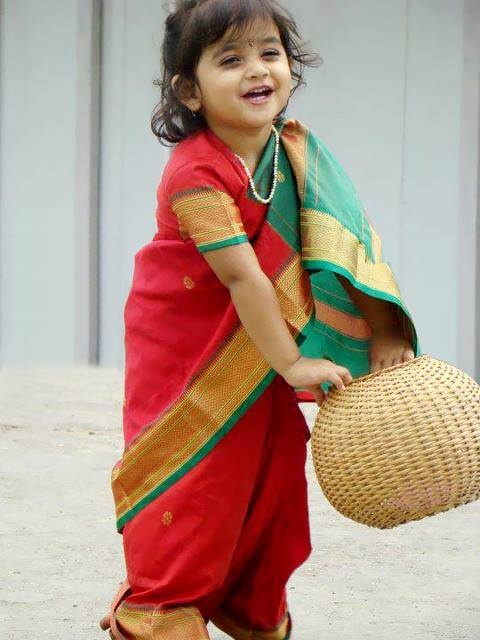 59 best images about aww Cute babies in sarees on