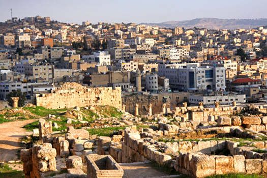 Gerasa, Jordan - 5  lesser known ruins  #Cheapflights2013