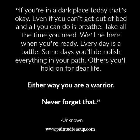Chronic pain quotes and chronic illness quotes to comfort and inspire during a flare up. You are a warrior. Never forget that