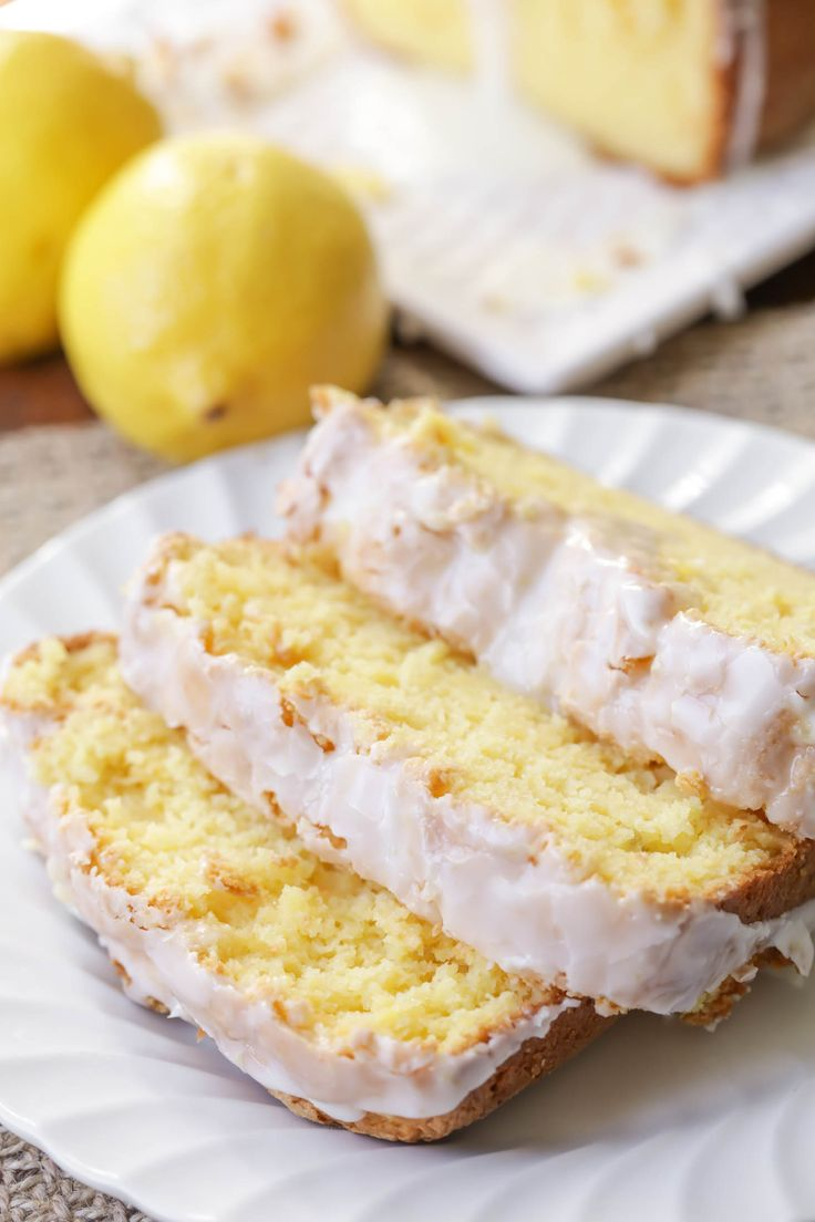This White Chocolate Lemon Bread recipe is so soft, so flavorful and topped with a delicious glaze that everyone loves. It has just the right amount of lemon and is so tasty!