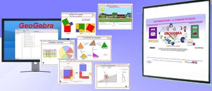 Collection d'activités privilégiant les animations dynamiques et les simulations interactives