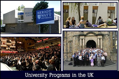 Quirky University Programs of UK