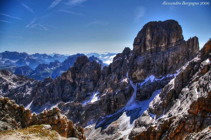 Cristallo – Dolomiti Bellunesi - Italy / by Alessandro Borgogno