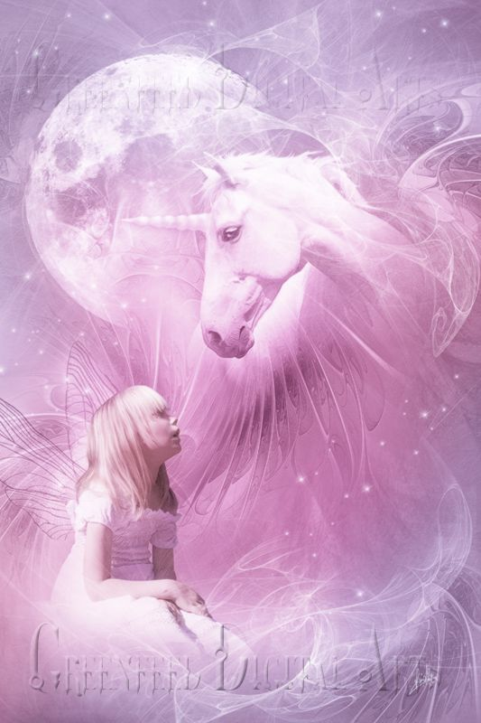 143 best Unicorns and Pegasus images on Pinterest | Horses ...