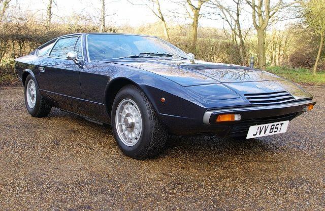 1979 Maserati Khamsin - £128,800