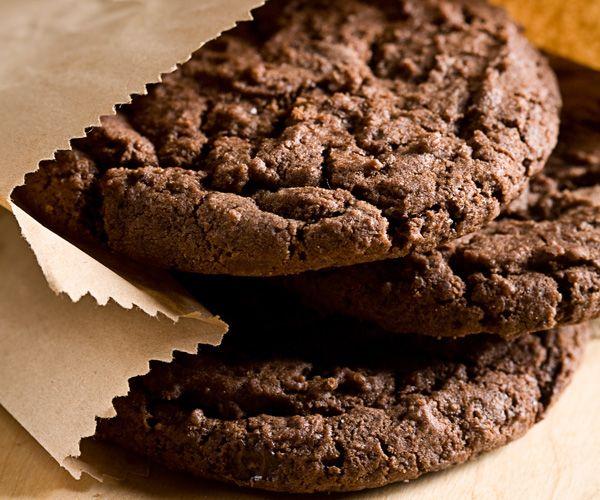 #Cookies au #chocolat