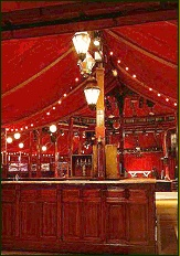 The Cabaret Sauvage is a venue for many different shows in Paris that is constructed like a circus and hosts many types of performances from cabaret shows through to dances, and circuses through to music concerts.