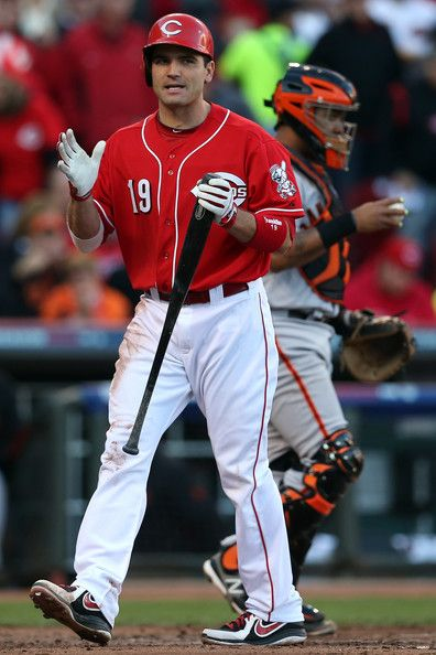 Joey Votto, Cincinnati Reds. He's my favorite  player. Go to a cinncinate game. it's Great