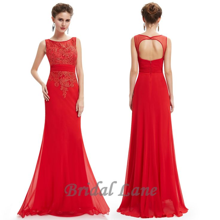 Red evening dresses for matric ball / matric farewell in Cape Town - Bridal Lane ♥
