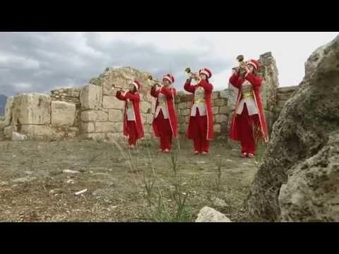 İzmir Marşı | Kadın Mehter Takımı (T.C. Aydın Büyükşehir Belediyesi)