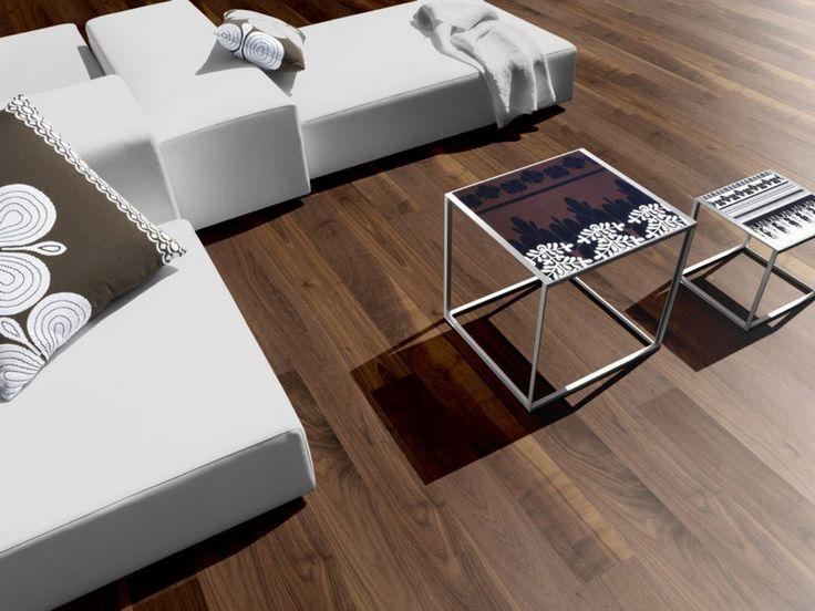 VLAŠSKÝ OŘECH AMERIKCÝ NATURE - Parador Trendtime 4 - třívrstvá dřevěná podlaha plovoucí