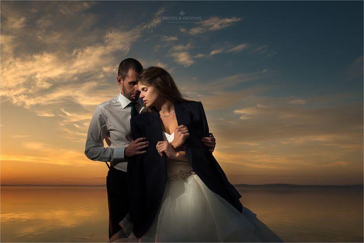 Lovely couple shoot at Lake Balaton (Hungary)