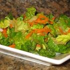 Tried this and I loved it. Made a simple salad with romaine lettuce, feta cheese, and orange and grapefruit salad.