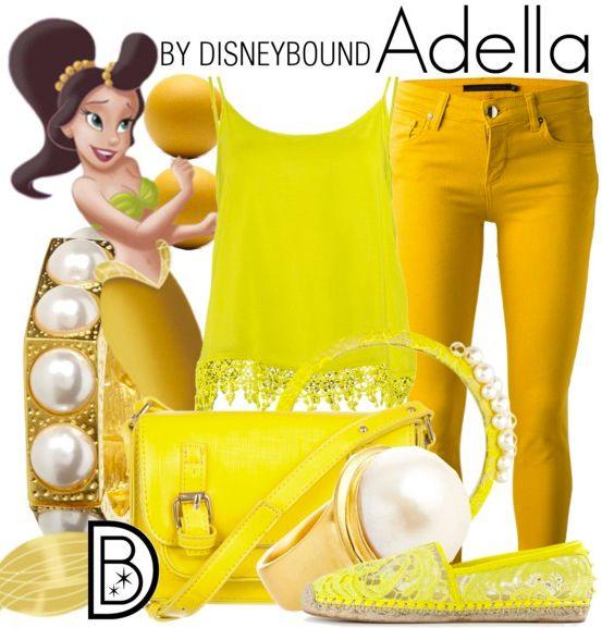 Adella (Ariel's sister)