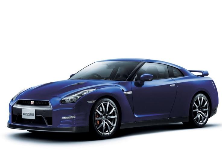 My next car...Nissan GTR 2012