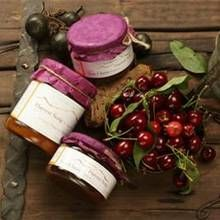 Harvest Song Ventures - Artisanal Jams  Gluten-free sour cherry preserves