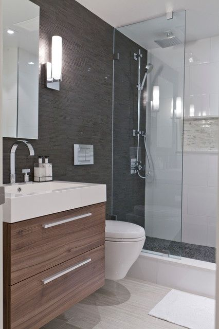Nice Bathroom Design For Small Space: Master Bath Remodel