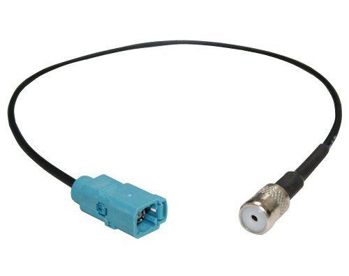 AERZETIX: Adaptador de antena para autoradio FAKRA ISO hembra #AERZETIX: #Adaptador #antena #para #autoradio #FAKRA #hembra