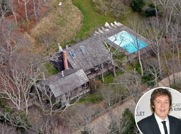 Celebrity homes and famous residences around New York City ...