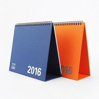 [무료배송] 2016 테이블 토크 캘린더 플래너 (Table talk Calendar Planner )