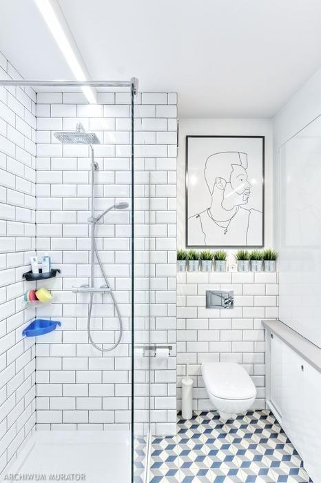 biała łazienka zdjęcia