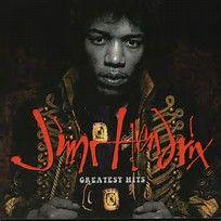 Jimi Hendrix Greatest Hits Album