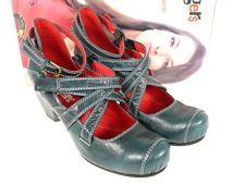 Tiggers Schuhe Art. Irma 10 Halbschuhe Pumps blau Gr.40 Das Original NEU & OVP