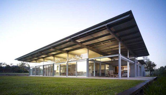Bluff Farm House - Richard Cole Architecture