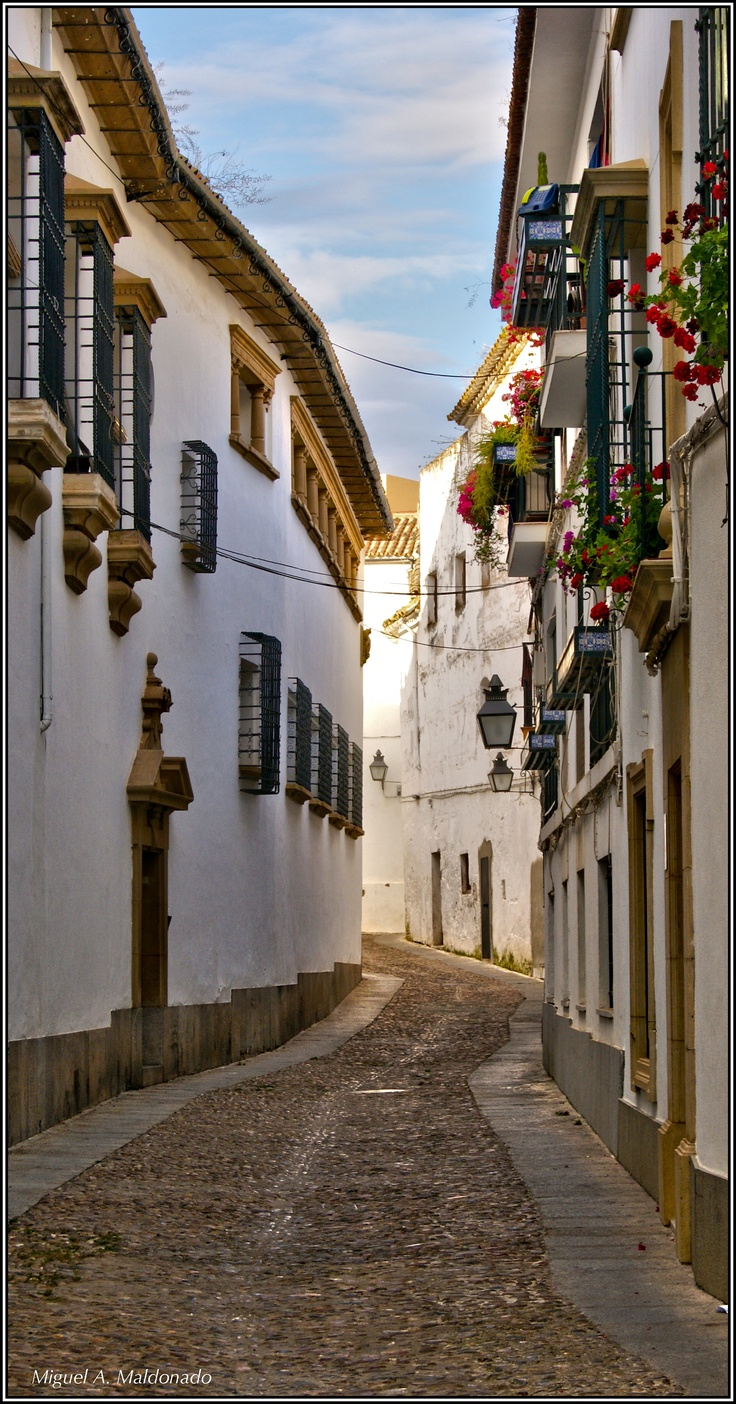 Calles de la Judería