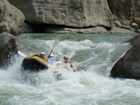 Mohaka Rafting -The Best Rafting In New Zealand » Mohaka River Grade 4/5 – The Big One