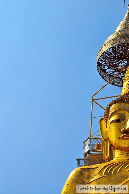 Standing Buddha - Bangkok, Thailand