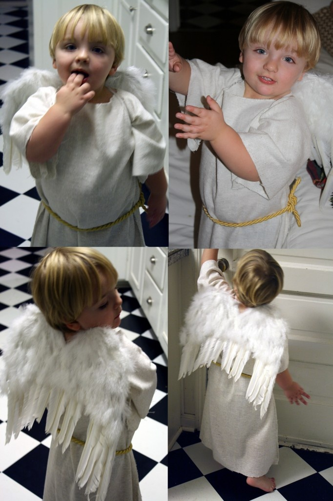 25 best diy christmas costume ideas images on pinterest christmas angel costume solutioingenieria Image collections